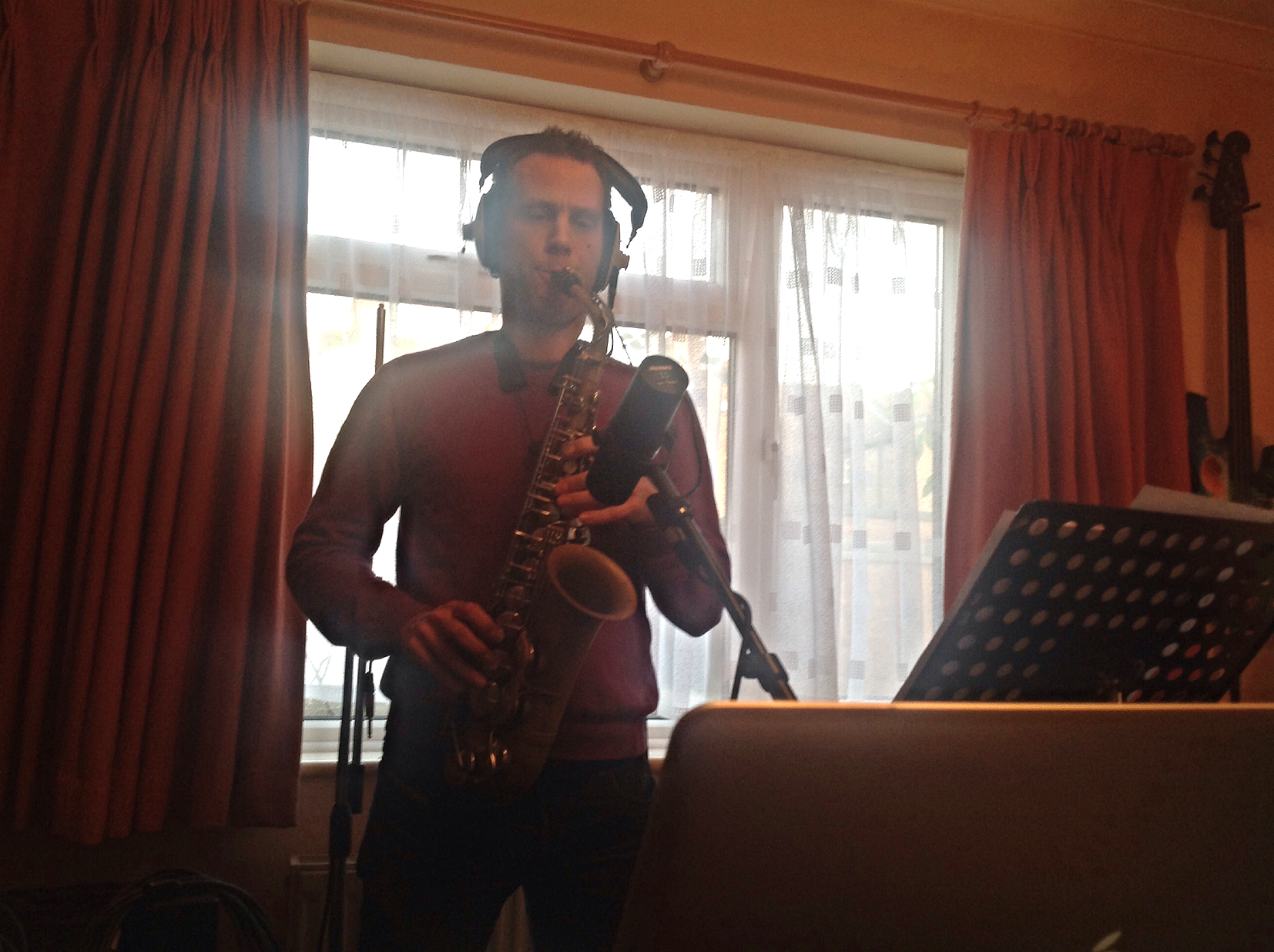 Phil Knights - Alto Sax