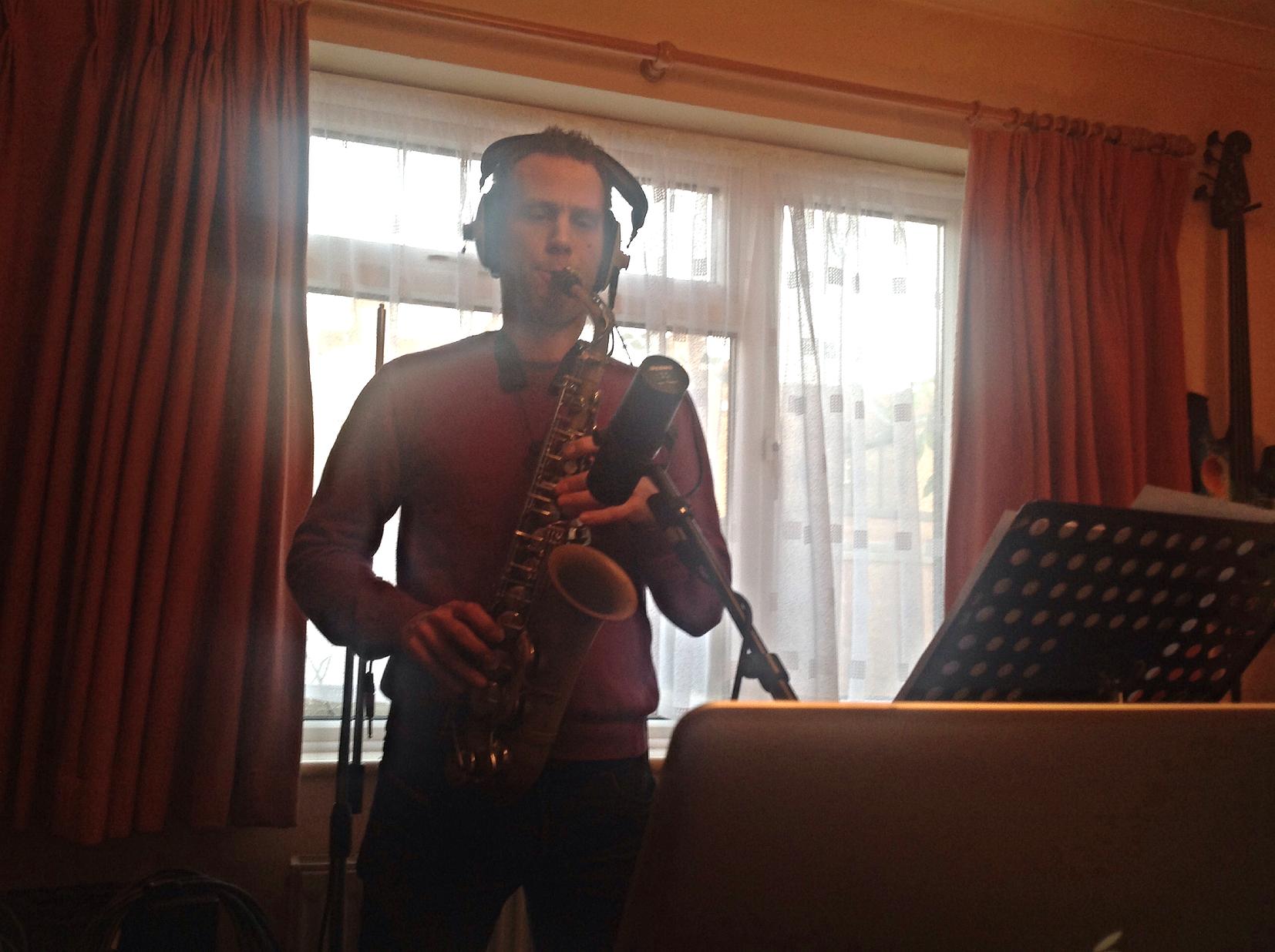 Phil Knights - Alto Sax
