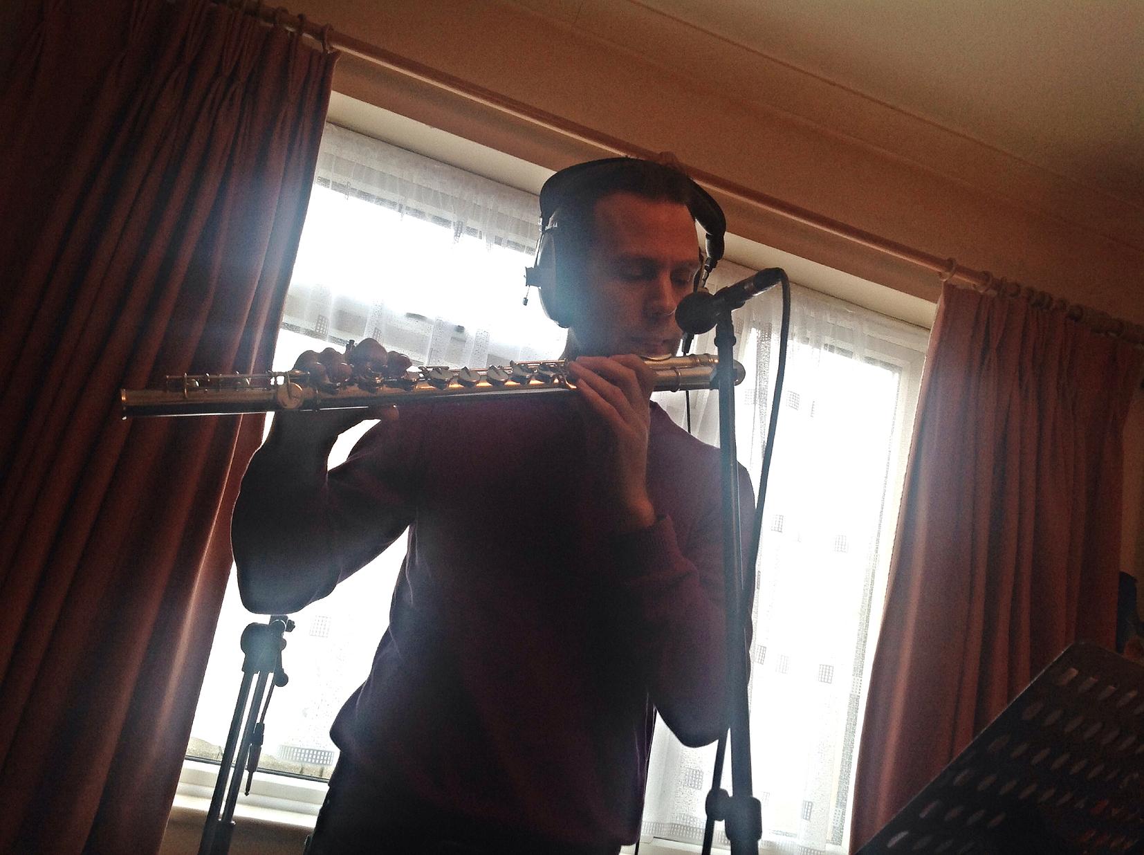 Phil Knights - Alto Flute