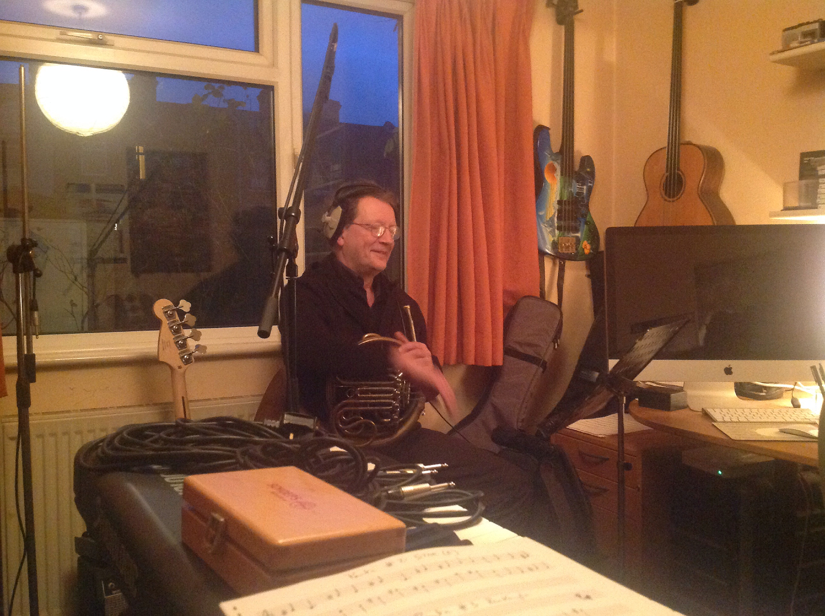 Pip Eastop - French Horn